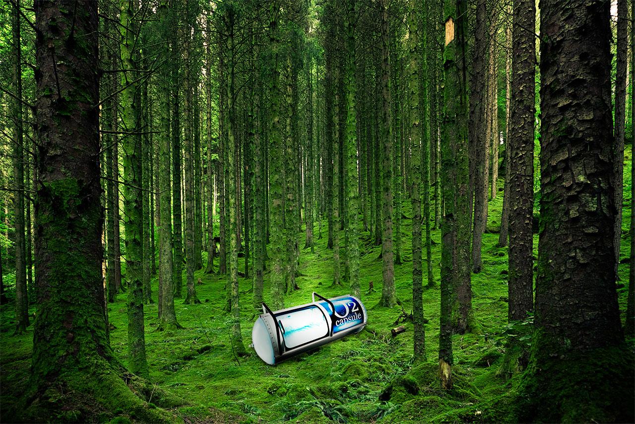 タイムワールド社製  酸素カプセルのご紹介